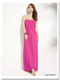 Shop long dresses for ladiesfrom Fashionmia online store. You can definitely find the long dresses for ladiesyou are into with big discounts. Now discover long dresses for ladies here and start find your own fashion style. Strapless Dress Formal, Formal Dresses, Strapless Maxi, Pink Dresses, Maxi Dresses, Rose Dress, Sammy Dress, Designer Dresses, Fashion Dresses