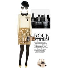 Rock it!, created by pensivepeacock on Polyvore