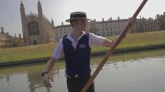 How to Punt. Cambridge style punting pointers and practical tips from Scudamore's Professional Chauffeur Niall Folbigg - you'll soon master the art of punting!  www.scudamores.com