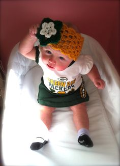 Crochet Hair Milwaukee : 1000+ images about Crochet Green Bay Packers on Pinterest Green bay ...