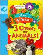 ideas for 5 Flowers, 4 Stories, 3 Cheers for Animals!: It's Your Story - Tell It!