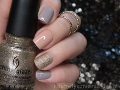 Essie First Base Golden Rose Color Expert 103 Golden Rose Color Expert 99 China Glaze I'm not lion