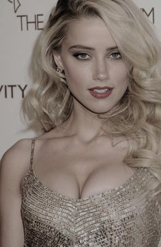 You can never get enough Amber Heard.