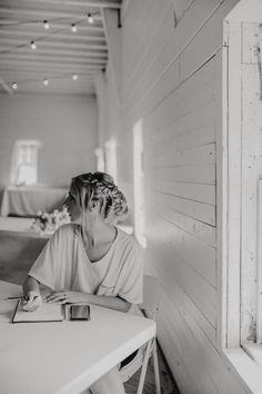 Bride writes out her vows at her venue that she was STOKED about!