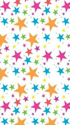 🌟STARS🌟 Star Wallpaper, Cellphone Wallpaper, Screen Wallpaper, Cool Wallpaper, Iphone Wallpaper, Collage Background, Star Background, Background Patterns, Pretty Backgrounds