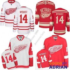 fac9ee139 Womens Detroit Red Wings Stitched Jerseys Yzerman