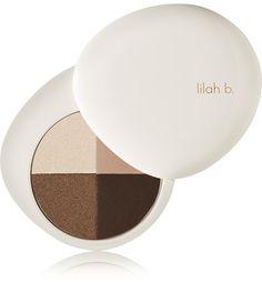 Lilah B. - Palette Perfection Eye Quad - B.stunning - Beige