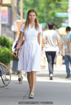 Jessica Hart seen in the East Village in New York City http://icelebz.com/events/jessica_hart_seen_in_the_east_village_in_new_york_city/photo1.html