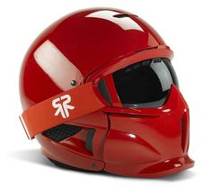Anybody who is somebody in the world of extreme sports has probably heard about the British helmet company Ruroc. Since Ruroc provides world-class face protection with their integrated ski an… Motorcycle Equipment, Custom Motorcycle Helmets, Custom Helmets, Motorcycle Gear, Snowboarding, Skiing, Fire Helmet, Snow Gear, Helmet Design