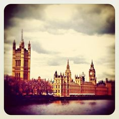 Houses of Parliament - Westminster - City of Westminster, Greater London