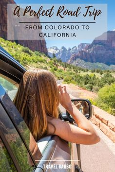 Heading from Colorado to California in this summer of the road trip? This is how we created the perfect four-day trip, improving on our last SW road trip, though Colorado, Utah, Nevada and California. #familytravel #roadtrip #travel
