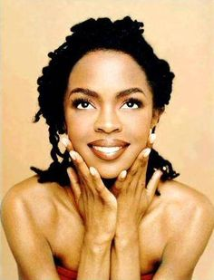 Lauryn Hill - the only female rapper/singer I actually enjoy listening to. No longer in the game, her style left a mark that no one can erase. I'm still jamming to her Miseducation of Lauryn Hill album and her live album from MTV Unplugged.