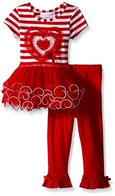 Petitebella Keep Clam Wait Santa White L//s Shirt Red Polka Dots Outfit Set 1-8y