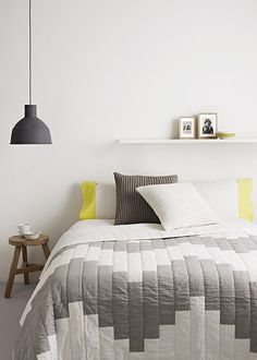 Country Road Summer 2012 HOME. Neutral palette with pops of clean colour