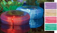 Outdoor Fountain Accessories - Solar Glo Floating Solar Pond Lighting Color 5 Color Change >>> Details can be found by clicking on the image. (This is an Amazon affiliate link)