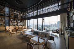 The N.B.K. Residence (2) in Beirut, Lebanon by Bernard Khoury/DW5   Yatzer