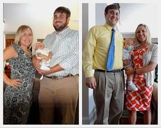 Twitter / Jobesmommy: What a difference a year makes! ... Eat-Clean Diet Success!