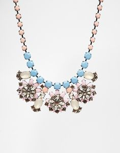 Gorgeous statement necklace from ASOS