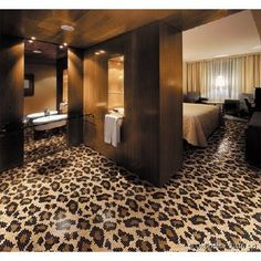 Cheetah floor! <3