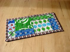 My Mug Rug collection - I made this one by Erin - TwoMoreSeconds, via Flickr