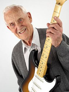 George William Fullerton  Fullerton is credited with the creation of the world's first successful solid-body electric guitar the Fender Esquire, also the renowned Telecaster, Stratocaster, Precision Bass and Jazz Bass guitars.