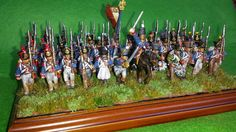 Front Rank 28mm French Line Infantry