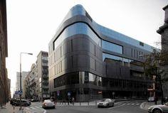 Dom handlowy vitkAc (dawniej Wolf Bracka), Warszawa, proj. APA Kuryłowicz & Associates 2011