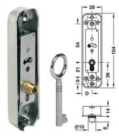Warded Lock Protection «ЯК»