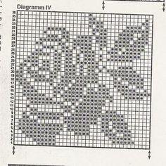 Filet Crochet Charts, Crochet Cross, Crochet Bear, Thread Crochet, Crochet Motif, Crochet Doilies, Crochet Flowers, Crochet Stitches, Owl Crochet Patterns