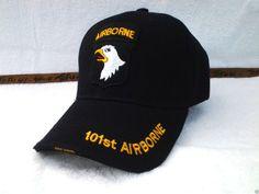 101ST AIRBORNE Military Veteran US ARMY Hat 306 KA MT #BaseballCap