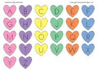 Valentine Alphabet Game   -  Pinned by @PediaStaff – Please Visit http://ht.ly/63sNt for all our pediatric therapy pins