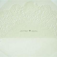 lovely envelopes