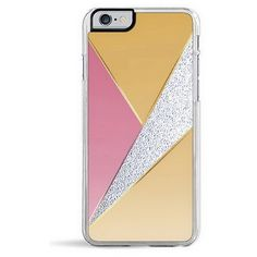 Zero Gravity Nouveau iPhone 6 Case ($32) ❤ liked on Polyvore featuring accessories and tech accessories