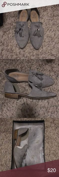 93871fc77e1a Toms Lexie Denim Thong Sandals NWOT NWT in 2018
