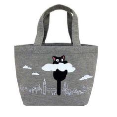Kiki's Delivery Service Jiji Tote bag Studio Ghibli JAPAN in Collectibles | eBay