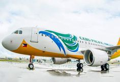 CEB takes delivery of Airbus A320
