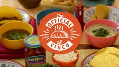 Cinco de Mayo is approaching, and Ortega has your spread covered! Prepare a taco bar for a quick and easy meal people can customize. Impress your guests by adding one (or five) of our Five Sauces of Cinco for a twist on the traditional taco bar. Check out our Cinco de Mayo board for more inspiration! Nibbles For Party, Finger Sandwiches, Taco Bar, World Recipes, Sauces, Avocado, Easy Meals, Yummy Food, Entertaining
