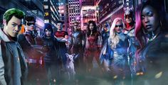 "DC Universe on Twitter: ""Season 3 of 'TITANS' will be available to stream exclusively on #HBOMax… """