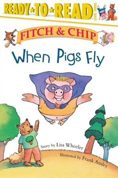 Fitch and Chip learn that you do not have to wear a cape to be a hero.