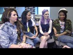 Little Mix: The full interview for Tyne Tees News