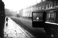 A personal favorite street shot taken in London by Robert Frank