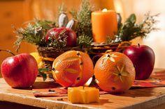 Vyřezávané pomeranče   Dům a zahrada - bydlení je hra