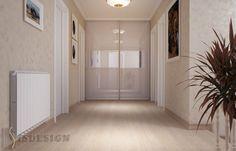 Коридор - Дизайн проект интерьера частного дома в Tachlovice (Прага – Запад) под ключ. Интерьер в классическом стиле. Дизайнер – Инна Войтенко. Строительные, отделочные, монтажные работы – компания ISDesign group s.r.o. Cottage, Projects, Room, Furniture, Home Decor, Log Projects, Bedroom, Blue Prints, Decoration Home