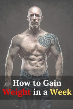 How to gain weight and muscle:Not only losing weight is challenging .Having a perfect diet will help you to gain weight. Gain Weight Men, Tips To Gain Weight, Weight Gain Workout, Weight Gain Meals, Healthy Weight Gain, Put On Weight, Lose Weight, Healthy Man, Healthy Living