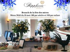 Mothers Day Brunch at the #Rippelcove Hotel&Spa