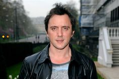 Peter Serafinowicz. Cos he's effing hilarious, and I like his interestingly proportioned face.