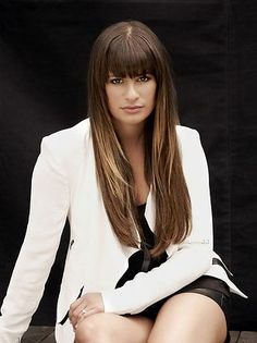 Style It With A Bang: Get Lea Michele's Look