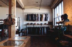 Knickerbocker MFG Co studio and factory in Brooklyn / photo by Thomas Welch