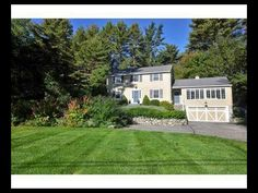 Carlisle cul-de-sac in a fantastic neighborhood Walking distance to town center library and schools. This beautiful south-facing 4 bedroom Colonial is set on 2 acres of pristine professionally landscaped grounds with perennial gardens stonewalls flowering trees and in walking distance to the Great Brook trail system. The home has been beautifully maintained and updated with custom built-ins modern baths newer screen porch and deck for entertaining. With its Chefs kitchen and spacious family…
