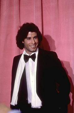A young John Travolta.
